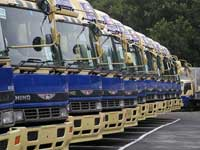Коммерсанты умудрились провезти контрабандой 22 грузовика