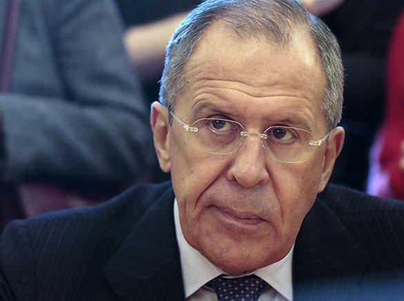 Не Россия довела отношения с США до кризиса - МИД России. Сергей Лавров