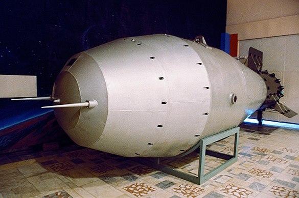 The Washington Post: Русские снова полюбили ядерную бомбу. Русские не боятся войны