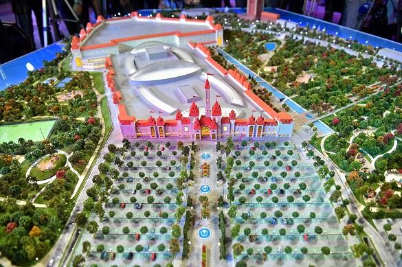 Российский Диснейленд откроется в Москве через два года