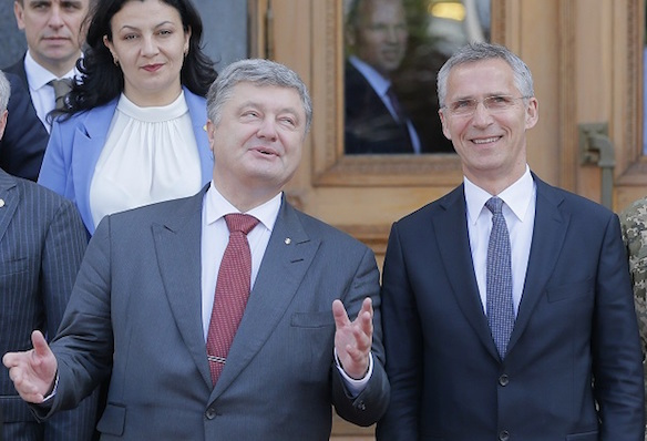 Forbes: втягивая в войну с Россией,  Украина станет для НАТО