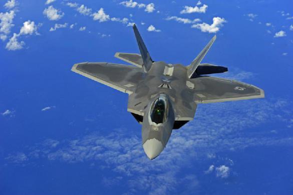 ВВС США обижены поведением русских
