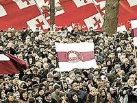 Грузинская оппозиция мирно добьется отставки Саакашвили