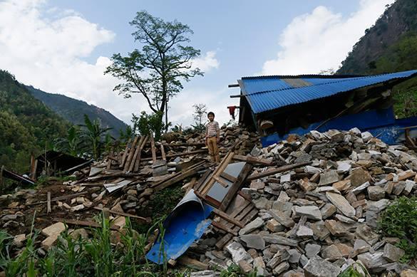 Военные США ищут вертолет, пропавший в Непале. Непал