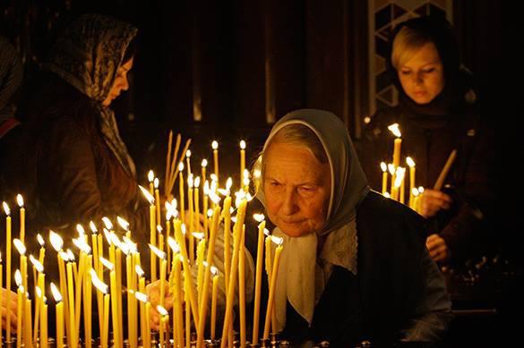 Священный синод призвал верующих отказаться от