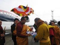Калмыкия получила мощи Будды на вечное хранение. elista