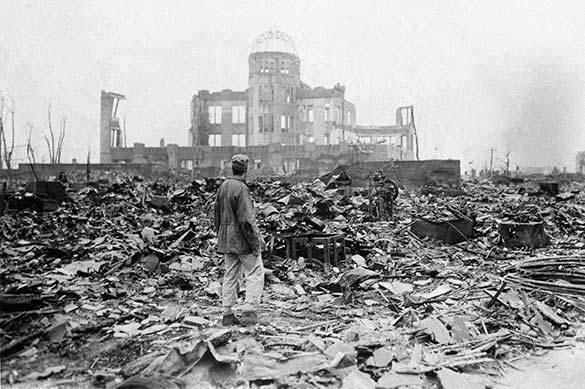 Умерла японка, сообщившая военным о бомбардировке Хиросимы