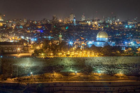 Нетаньяху ждет от ЕС признания Иерусалима столицей Израиля. 380492.jpeg
