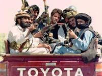 Пакистанские талибы начали войну. Пока не атомную