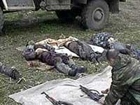МВД Чечни заявляет о полутора сотнях уничтоженных боевиков