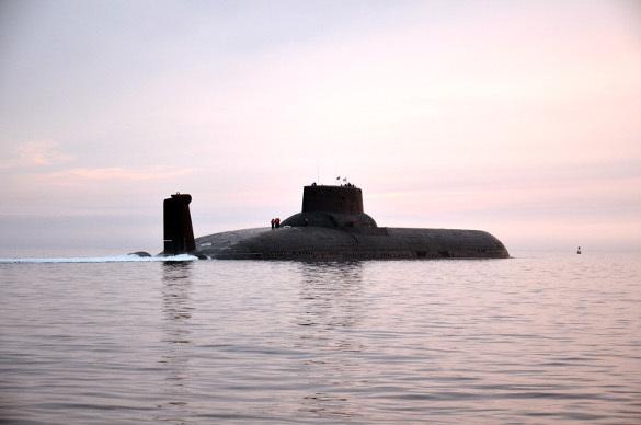"""Британские рыбаки """"зацепили"""" подлодку. субмарина"""