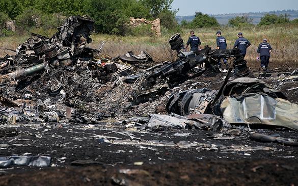Кто виновен в крушении Boeing-777