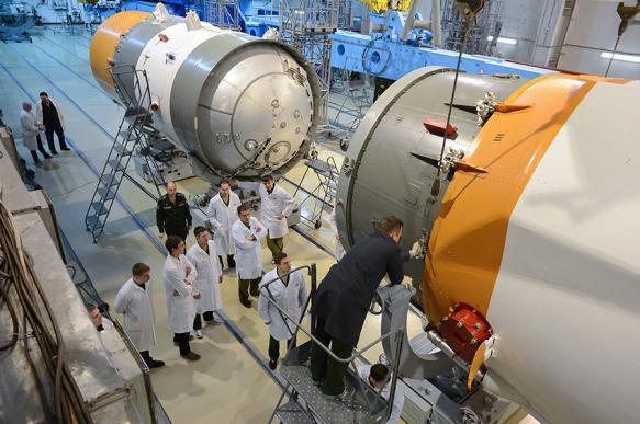 В России сократилось производство космических кораблей, ракет и самолетов. 402493.jpeg