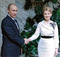 Россия даст Украине кредит. Да не тот