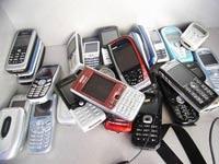 На таможнях застряли сотни тысяч мобильников