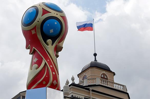 Глава ФИФА: Чемпионат мира-2018 пройдет в России, без вариантов