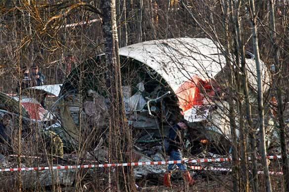 В СК РФ прокомментировали заявление Польши о взрыве на борту самолета Качиньского. 373494.jpeg
