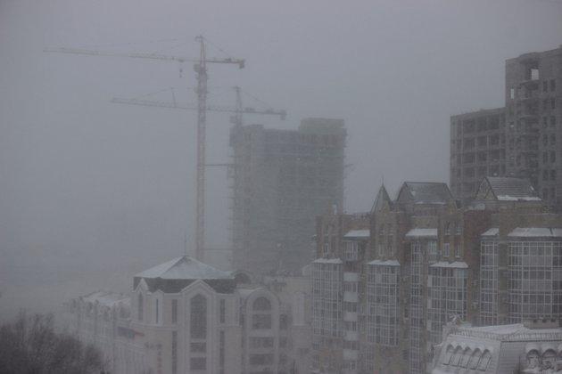 Дальний Восток на три дня оказался в плену снежной бури. Дальний Восток на три дня оказался в плену снежной бури