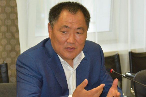Глава Тувы Шолбан Кара-оол