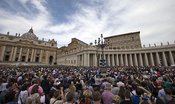 К визиту папы римского в Россию: откажется ли Ватикан от крестовых походов?. К визиту папы римского в Россию