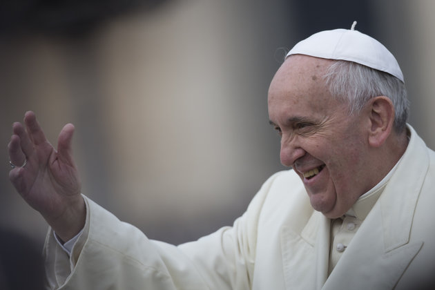 Папу Римского Франциска уличили в сквернословии. 289496.jpeg