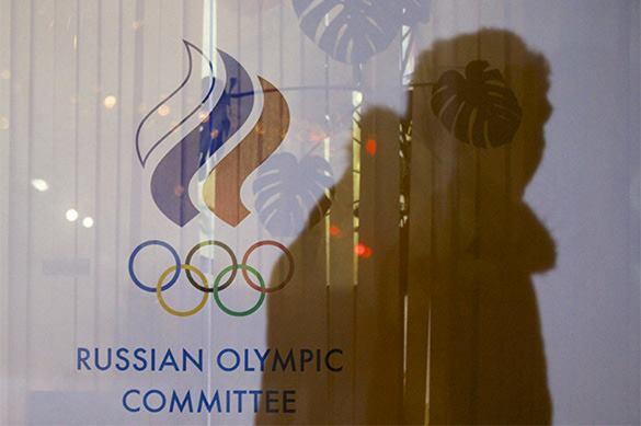 Против олимпийцев России есть заговор