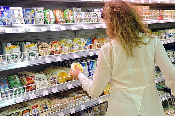 Роспотребнадзор: продуктов в российских магазинах достаточно
