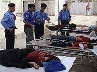 Тройной теракт в Багдаде: более 40 погибших