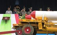Иран успешно провел ракетные стрельбы