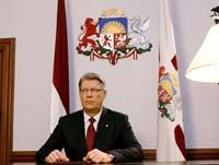 Латвийский президент