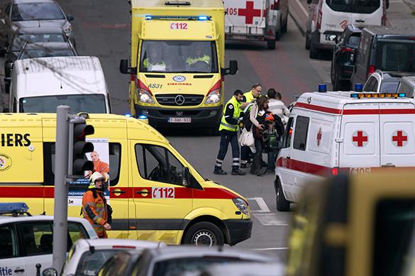 Глава СБУ заподозрил Россию в организации терактов в Брюсселе