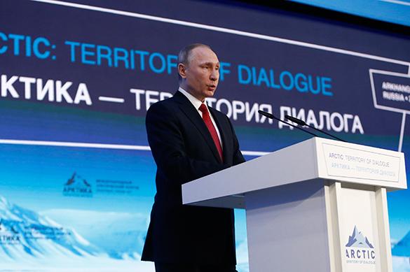Путин ответил на вопрос о влиянии России на выборы в США: читайт