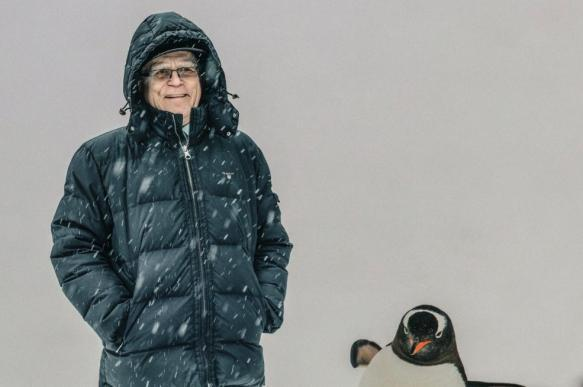 Экс-премьер Эстонии подрабатывает гидом в Антарктике. 401498.jpeg
