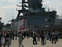 В Санкт-Петербурге открывается Международный военно-морской