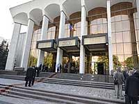 Молдавский парламент утвердит дату президентских выборов