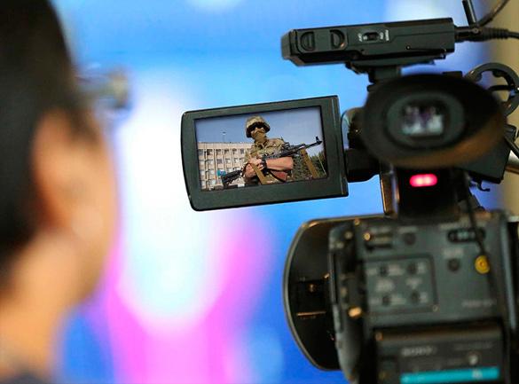 В Москву съехались более 500 русскоязычных журналистов со всего мира. пресса