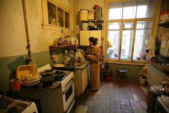 В коммуналках Петербурга до сих пор проживают 230 тысяч семей. 398500.jpeg