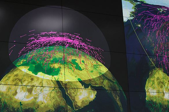 Для ведения битв на орбите Земли, США создает центр командования спутниками. 322501.jpeg