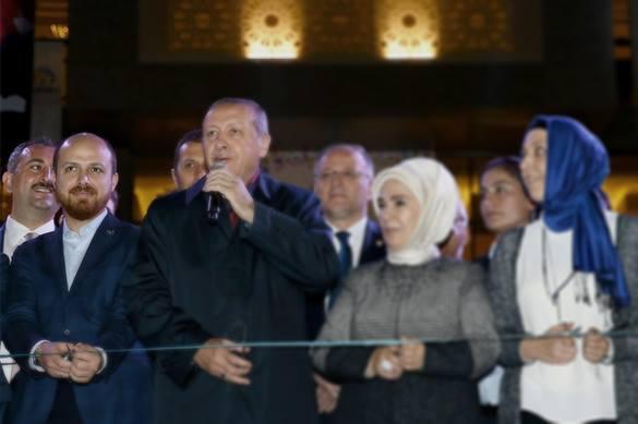 Обвиняемый Эрдоган-младший спрятался в Стамбуле?