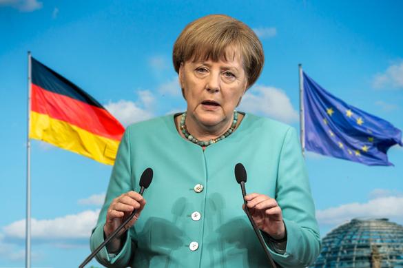 Меркель по-новому взглянула на Евросоюз. Меркель по-новому взглянула на Евросоюз