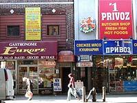 Нью-Йорк: свиной грипп подошел к русскому кварталу