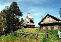 Рай в шалаше, или Приключения итальянца в русской деревне