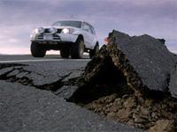 Самые плохие дороги - на юге России