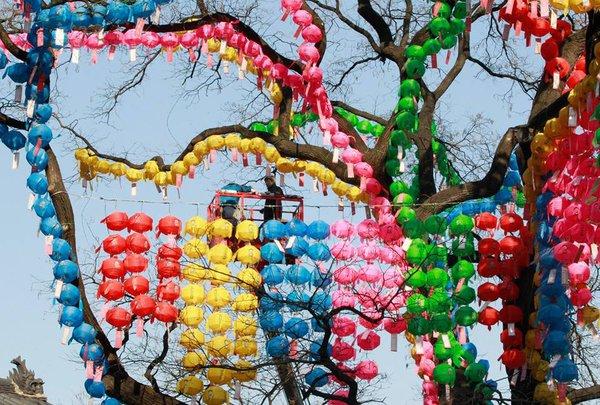 Сеул готовится отметить 2 557 лет со дня рождения Будды. 315502.jpeg