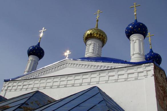 На Украине начали жечь православные храмы. 385502.jpeg