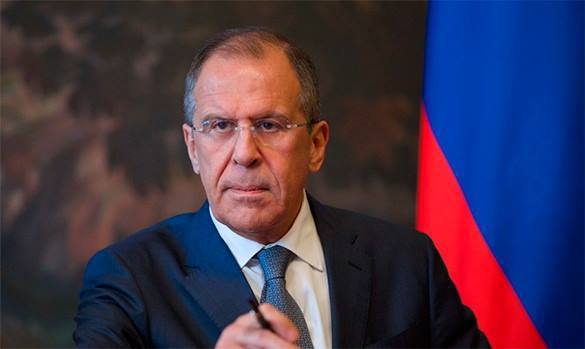 СМИ: Сергей Лавров впервые официально употребил термин