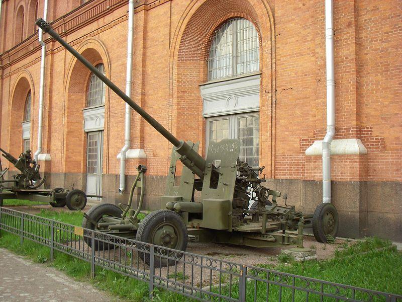ВАрхангельске обнаружили зараженную радиацией пушку времен ВОВ