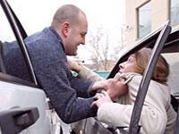 В Москве задержана группа автоподставщиков