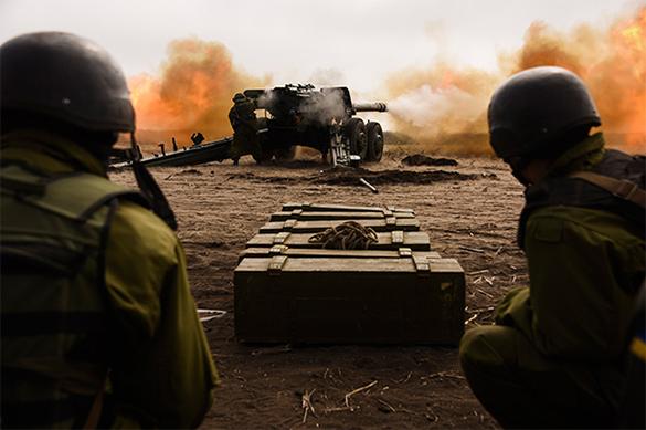 Киев готов прекратить огонь на Донбассе с 1 апреля?