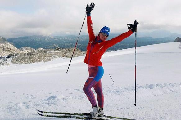 Лыжница Непряева вышла в лидеры общего зачета Кубка мира. 400504.jpeg